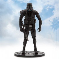 Star Wars Elite Series: Imperial Death Trooper - 6 Inch Die-Cast Action Figure